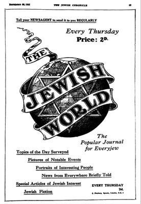 The Jewish World